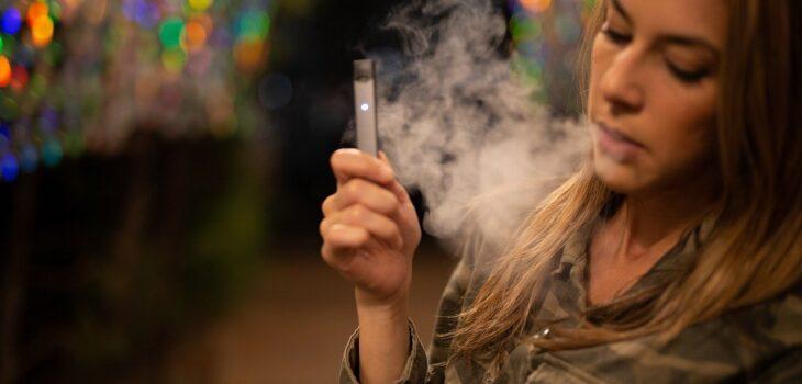e-cigarette pod vaze